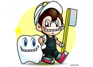 歯科Web素材 キャラクターデザイン