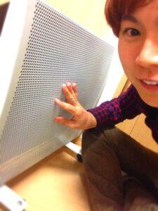 体の芯までポッカポカ♪遠赤外線パネルヒーターが暖かMAX|暖房器具