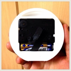 【白い部屋】インテリア(雑貨)コーディネートに卓上時計を探しMAX