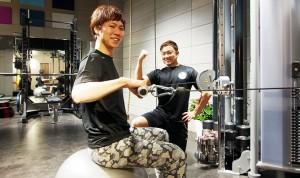 【アディダス公認トレーナーの!!】カッコいいカラダ作り体験レポート