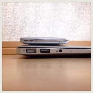【世界最小】MacBook Airならぬ「MirrorBook Air」ミラー比較-05