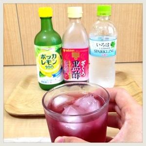 い・ろ・は・す スパークリング(炭酸水)を美味しく飲む方法