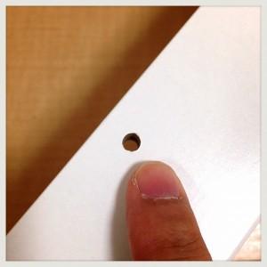 【賃貸OK】IKEA飾り棚(インテリア)最小限の傷で設置しMAX