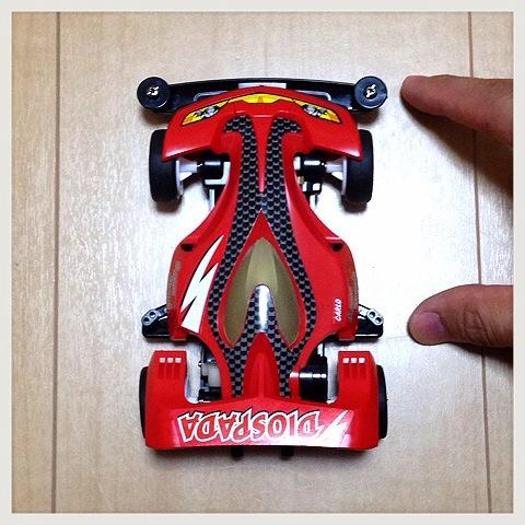 【10年ぶり】ミニ四駆をラジコンに改造してみMAX(ラジカン編)