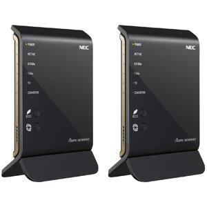 WG1800HP2ブリッジモードでSSIDとパスを変更する方法