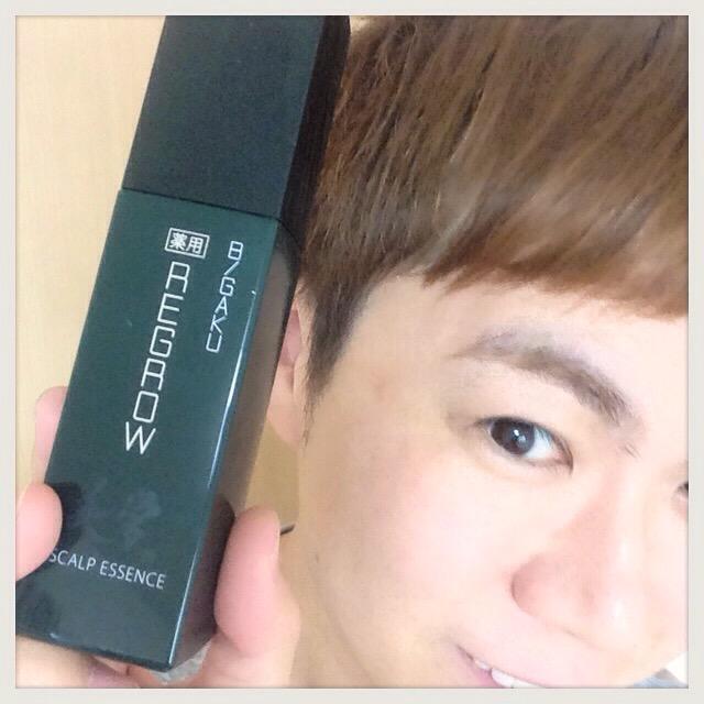 【体験2ヶ月目】無添加処方の男性用育毛剤『薬用リグロウ』-口コミ