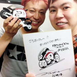 【週刊】ミニ四駆で電動バイク『zecOO(ゼクー)Jr』を作る【Vol.4】