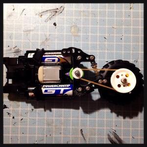 【週刊】ミニ四駆で電動バイク『zecOO(ゼクー)Jr』を作る【Vol.1】