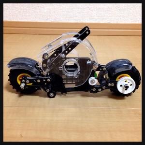 【週刊】ミニ四駆で電動バイク『zecOO(ゼクー)Jr』を作る【Vol.2】