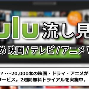 【hulu】解約する前におすすめ映画・テレビ・アニメ10