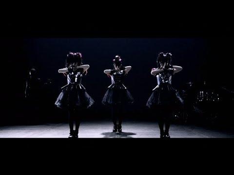 【BABYMETAL】新曲『KARATE』MVがYouTubeで公開してMAX