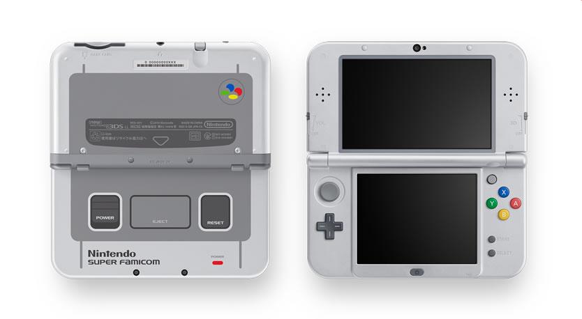 【ファミコン世代】ニンテンドー3DS LLスーファミ風が欲しすぎMAX