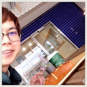 【高田馬場・早稲田】パンとコーヒー馬場FLATのオススメ-二日目