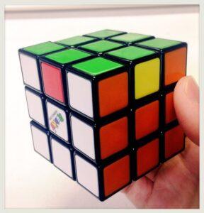 【頭の体操】今更だけど『ルービックキューブ』始めMAX