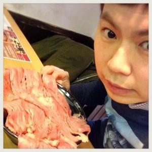 【1日限定10杯】噂の『ローストビーフチャーキュウ麺』を食べMAX