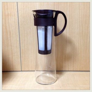 【HARIO/ハリオ】水出しアイスコーヒーを自宅で安く作る方法