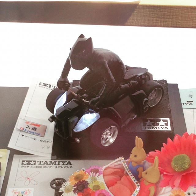 【ミニ四駆】2016SPRING東京大会2コンクールデレガンスに参加しMAX