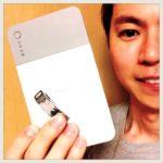 【使ってみた】WiFi HDDとiPhone USBメモリを比較しMAX
