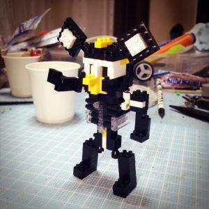 【好きナノつくろう!】世界最小の『ナノブロック』で遊んでみMAX