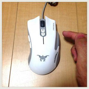 【作業効率アップ!】ゲーミングマウスが普段使いに良いらしい-検証