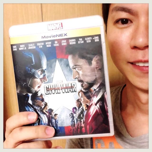 【映画・DVD】シビルウォー/キャプテンアメリカを何倍も楽しむ方法