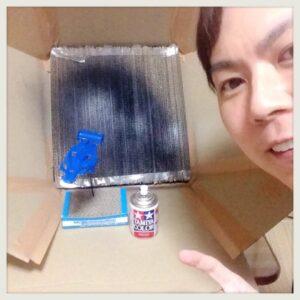 【ほぼ0円!】ハイパワーな塗装ブースを自作してみMAX-ミニ四駆