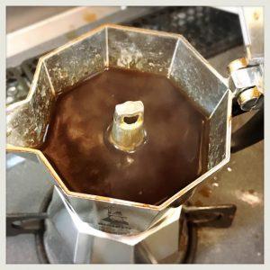 【おうちカフェ】ビアレッティ モカエキスプレスでエスプレッソを淹れMAX