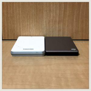 【世界一のHDD】シーゲート ポータブルハードディスク1TB