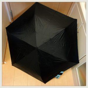 【おすすめ】イノベーター晴雨兼用折り畳み傘が超軽量(メンズ日傘)