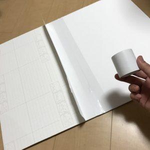 【ミニ四駆】100均手作り撮影ブース その3-ジオラマ(土)編-
