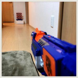 【NERF】アメリカ発のトイガン『ナーフ』が超楽しい【射的・的当て】