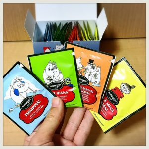 【ムーミン紅茶】日本初のアロマティー『ノードクヴィスト』の癒し