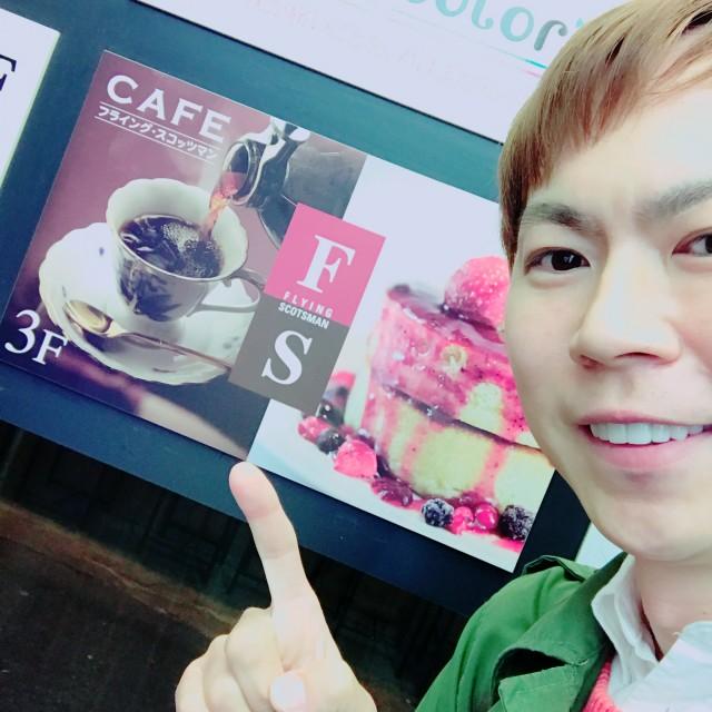 【秋葉原】カフェ『フライング・スコッツマン』パンケーキ感想