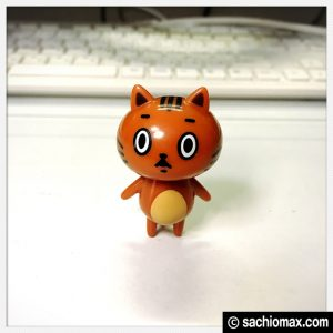 【ソフビ】VAGガチャ バケタンブログ「干支のネコ」が超キュート☆