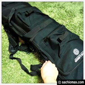 【NERF/ナーフ】ロングショット系の持ち運びに良い100cmガンケース(バッグ/鞄)