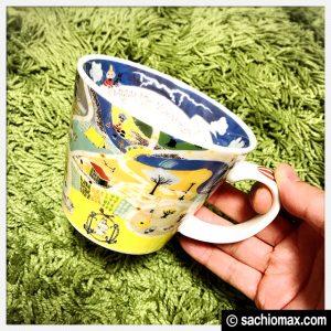 【おうちカフェ】大容量マグカップならムーミンスープマグがオススメ