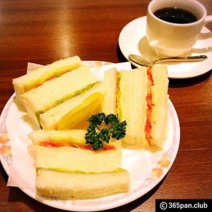 【中野】ブロードウェイ内の穴場カフェ『エーライセンス』2回目