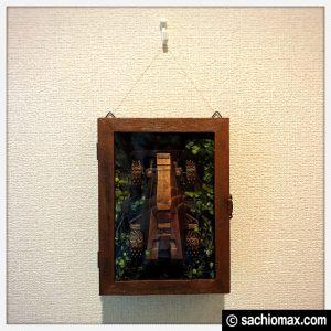 【ミニ四駆】思い出をアイアンペイントで飾る百均アート2【鉄四駆】12