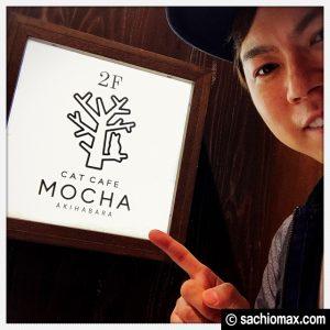 【秋葉原】10分から遊べる猫カフェ『MOCHA』に行ってみた(料金など)00