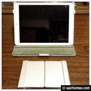 【iPad/iPhone】icleverワイヤレスキーボードの良いとこ・悪いとこ28