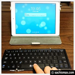 【iPad/iPhone】icleverワイヤレスキーボードの良いとこ・悪いとこ30