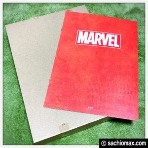 【マーベル】MARVEL BACKPACK BOOKがお洒落でコスパ良【オマケ付き】07