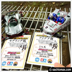 【ミニ四駆】ジャパンカップ2018東京大会1 コンデレ(サイドカー編)06