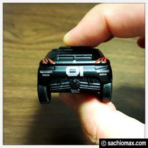 【ミニカー】プジョー2008 DKR Noire PseudoRB(1/64)通販ブログ07