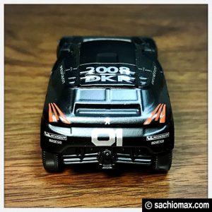【ミニカー】プジョー2008 DKR Noire PseudoRB(1/64)通販ブログ11