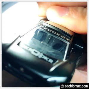 【ミニカー】プジョー2008 DKR Noire PseudoRB(1/64)通販ブログ12