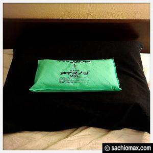 【おすすめ】枕が暑くて眠れない人に冷却ジェル「アイスノン」の使い方16