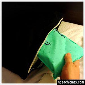 【おすすめ】枕が暑くて眠れない人に冷却ジェル「アイスノン」の使い方18