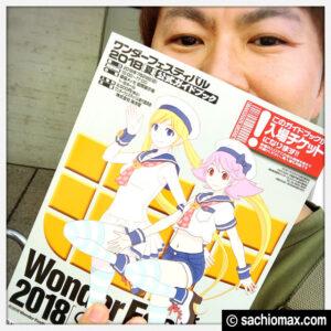【ワンフェス】ワンダーフェスティバル2018[夏]に行ってきたよ☆00