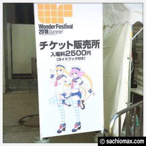 【ワンフェス】ワンダーフェスティバル2018[夏]に行ってきたよ☆03